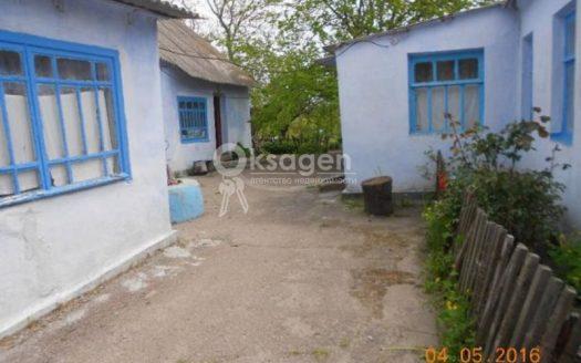 Продается дом на берегу реки в Новобогдановке, 40 соток огорода