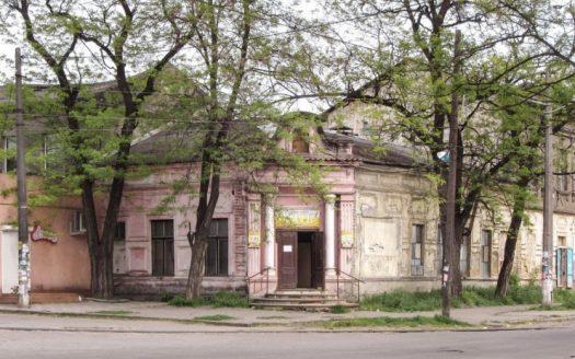 Хлебопекарня Бурхачёва с гостиницей и трактиром: достопримечательность Николаева