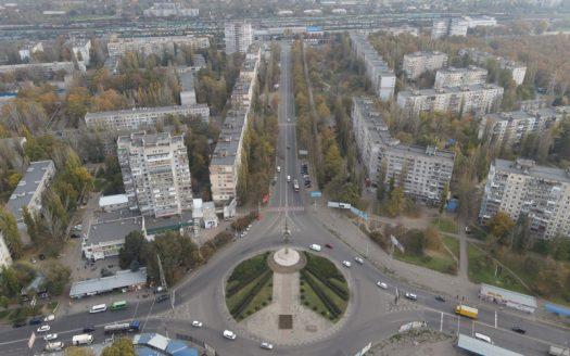Площадь Победы в Николаеве