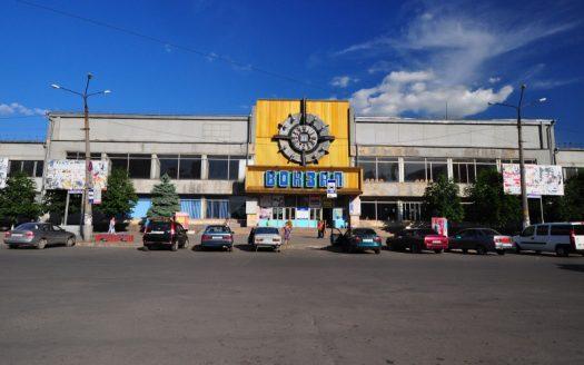 Железнодорожный вокзал Николаева