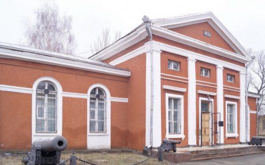 Модельный павильон в Николаеве