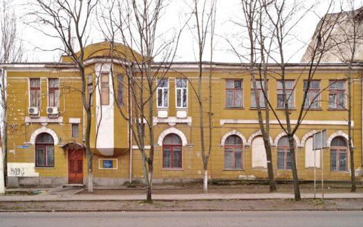 Николаевская портовая таможня