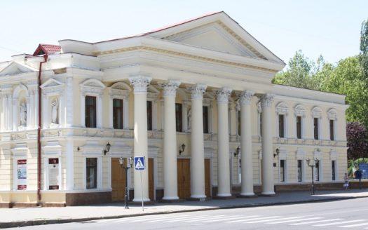 Николаевский художественный русский драматический театр