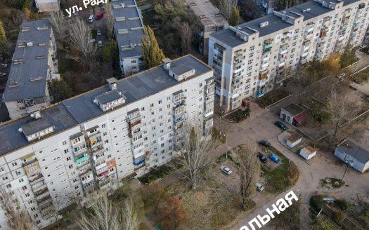Микрорайон Кульбакино в Николаеве