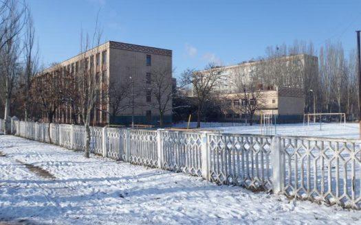 Общеобразовательная школа №6 в Николаеве