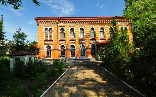 Водолечебница Кенигсберга в Николаеве - лучшая на юге Украины