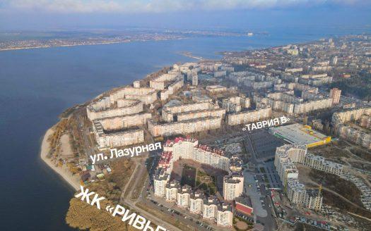 Микрорайон Намыв в Николаеве