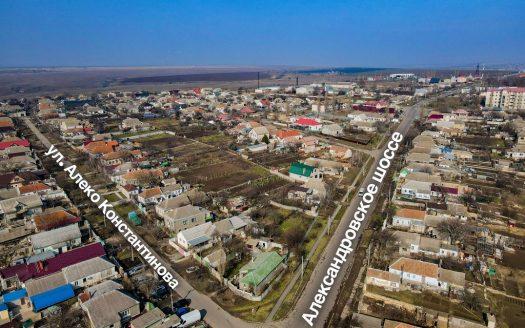 Микрорайон Терновка