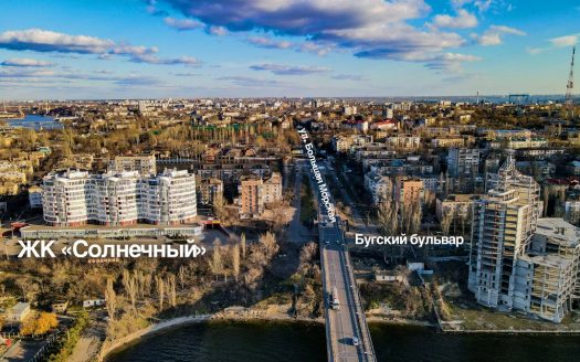 Обзор Центрального района Николаева