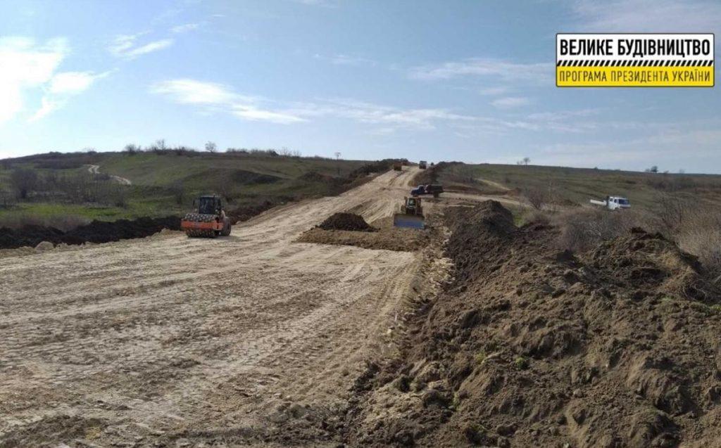 Реконструкция дороги Н-24 Благовещенское-Николаев идет ускоренными темпами