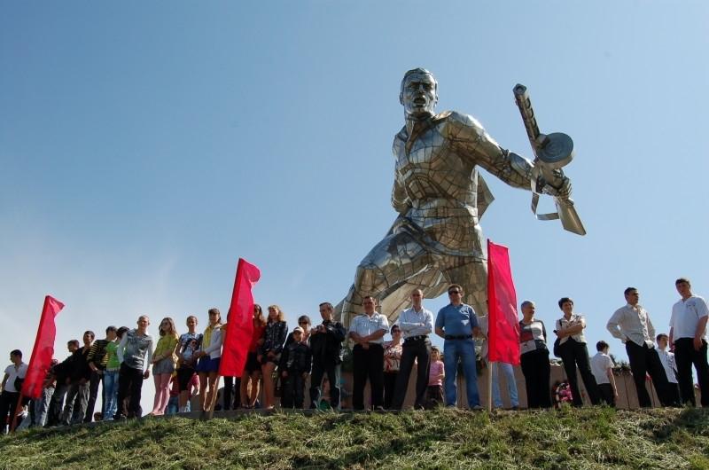 Курган славы в Николаевской области планируют отреставрировать