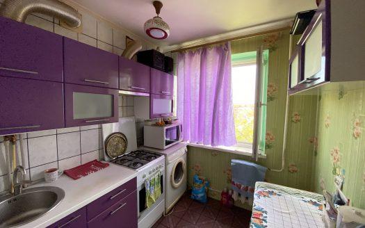 Продаётся 3 комнатная квартира в Лесках