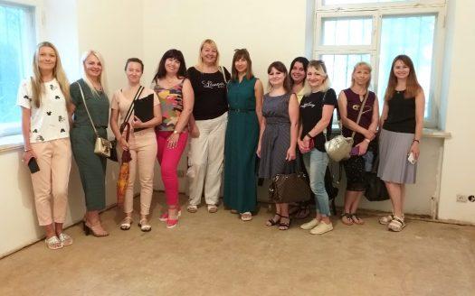 День Открытых Дверей на объекте по ул. Большая Морская, 43 в г. Николаев
