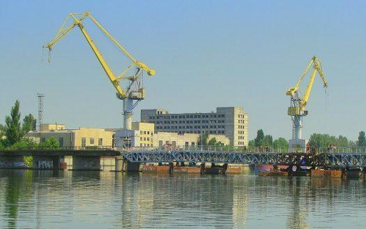 В Николаеве хотят построить новый понтонный мост