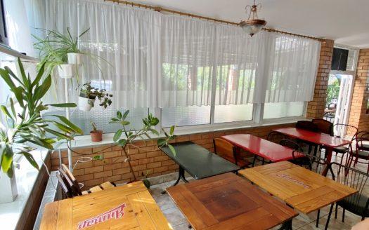 Продаётся отдельно стоящее здание 250 кв.м. по ул. Никольская — кафе, два этажа