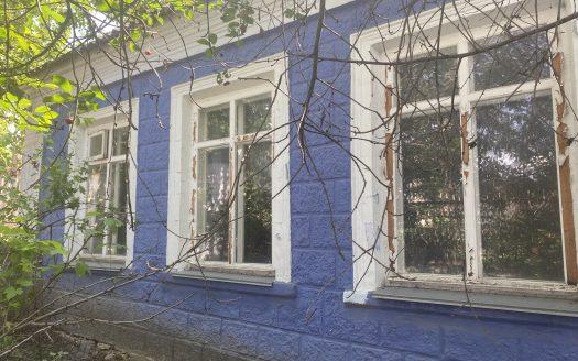 Продам часть дома для авторского ремонта