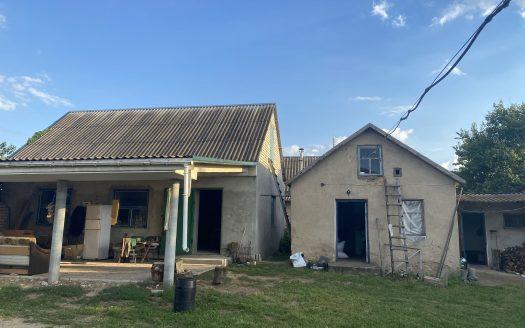 Продается дом в Калиновке с гаражом и баней!