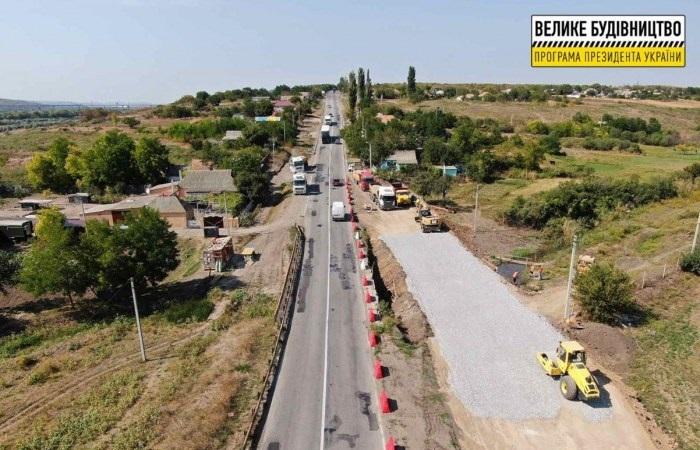В Николаевской области отремонтируют два моста на трассах Н-24 и Р-55