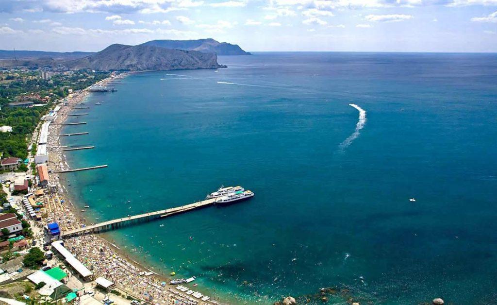 Прибрежную зону Черного моря планируют реконструировать